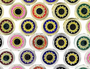 Sunflower Eternity Bead Colors