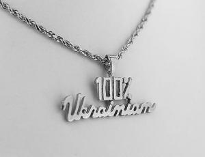 Silver 100% Ukrainian Pendant