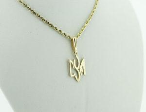 TR_0067 - Gold CYM Pendant
